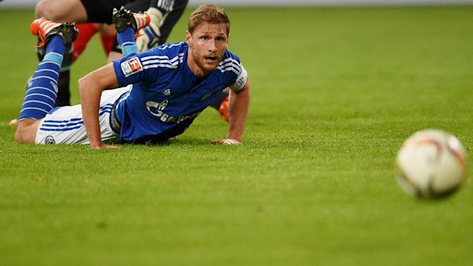 Germany international and Schalke captain Benedikt Hoewedes who signed a three-year contract extension until 2020, has played for the club since 2001