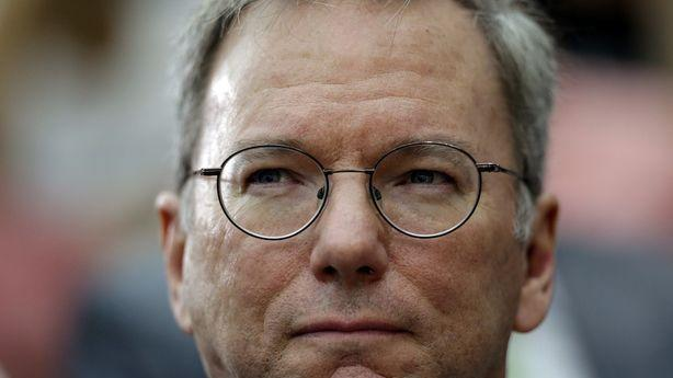 The State Department Does Not Want Google's Eric Schmidt in North Korea