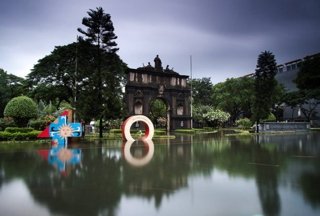 UST-Arch-of-the-Centuries-2-jpg_092048 - Photographer Paul Quiambao: Finding beauty in disaster - Philippine Photo Gallery