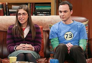 Mayim Bialik, Jim Parsons | Photo Credits: Michael Yarish /Warner Bros