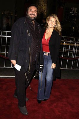 Joel Silver and Karyn Fields at the Hollywood premiere of Vanilla Sky