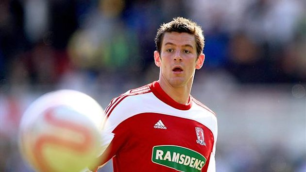 Lukas Jutkiewicz of Middlesborough (PA Photos)