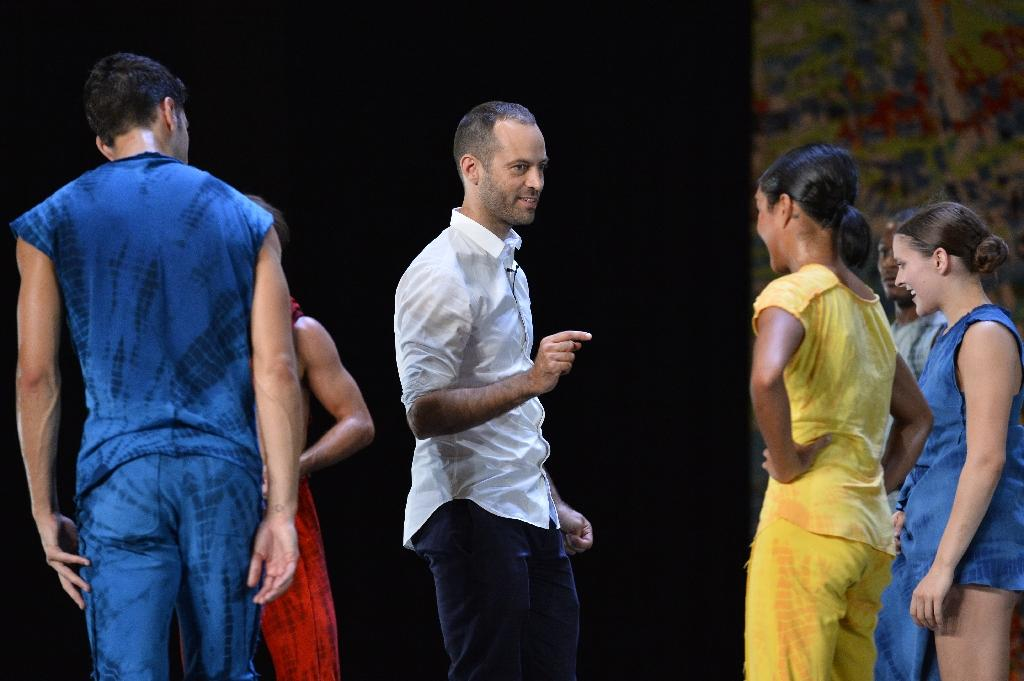 French choreographer Millepied starts anew in LA