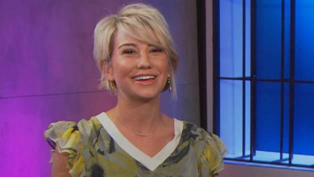 Chelsea Kane speaks with Access Hollywood, April 2013 -- Getty Images