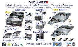 Supermicro® Debuts Powerful 4U 8x GPU SuperServer® Optimized for the New NVIDIA Tesla K40 GPU Accelerator at Supercomputing 2013