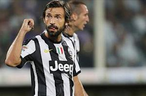 Pirlo: Juventus can go far in Champions League