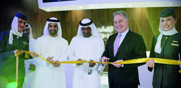 Etihad Travel Mall debuts in Dubai