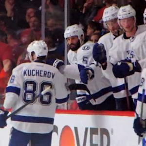 NHL mic'd up: Nikita Kucherov vs Canadiens