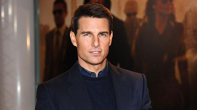 Trespasser Arrested at Tom Cruise's Home