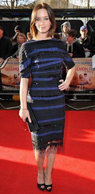 Emily Blunt in Carolina Herrera: love it?