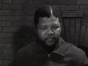 Nelson Mandela: first ever interview