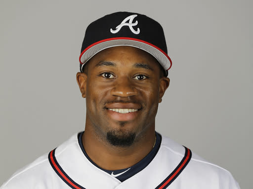 Speedy Eric Young Jr. quickly grabs this chance with Braves