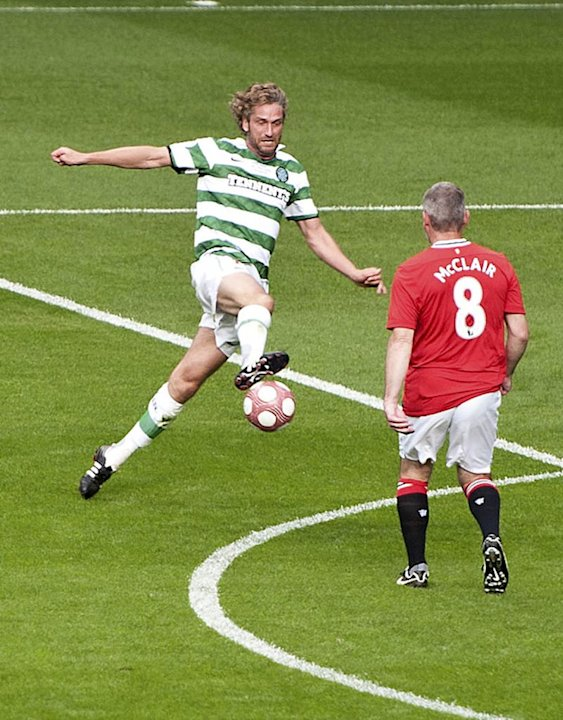 Gerard Butler Soccer