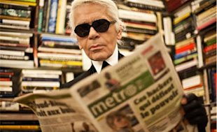 What Can We Expect From Karl Lagerfeld's Column For The Wall Street Journal?