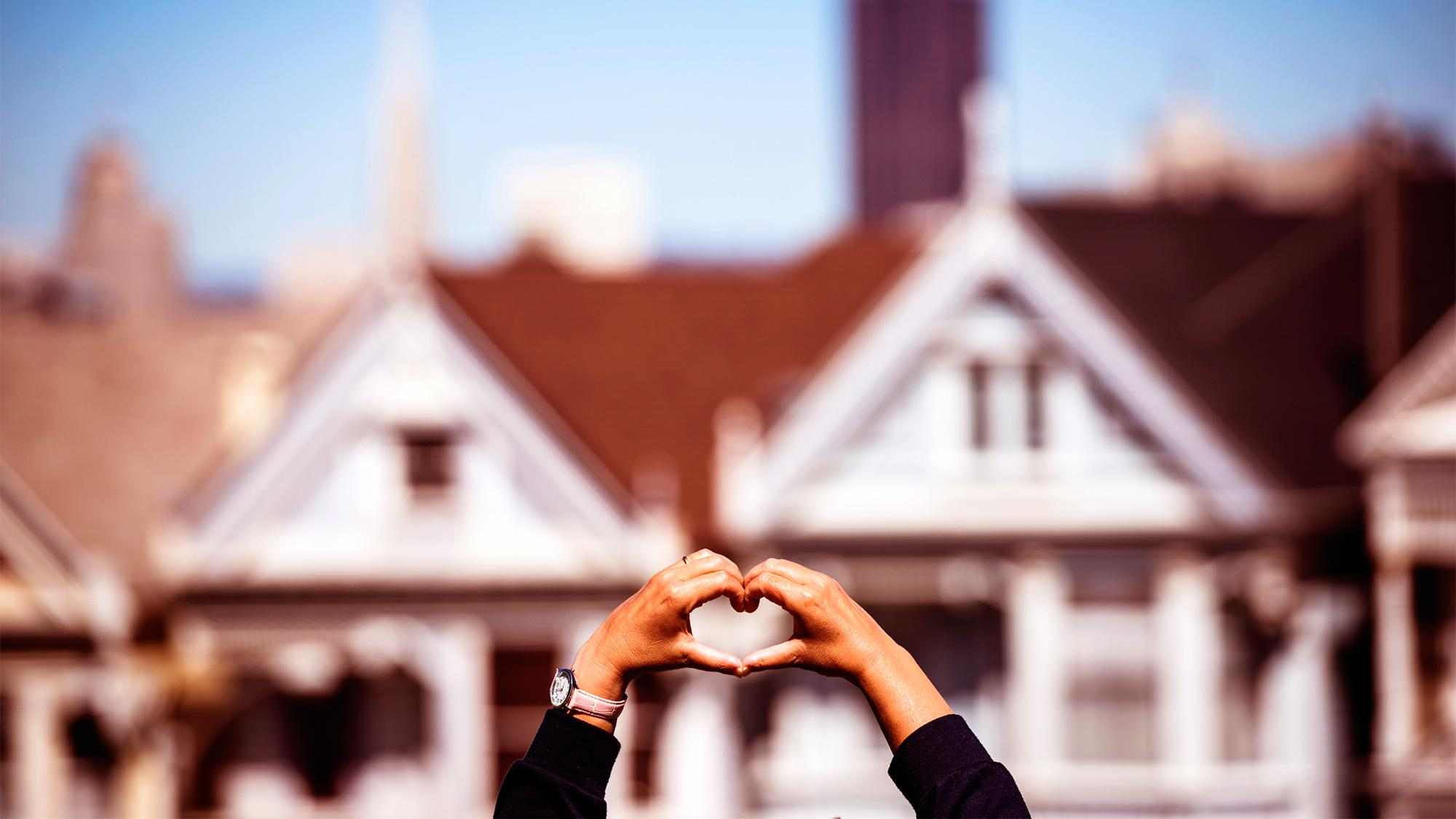 Lower Mortgage Rates Are Like a Valentine's Day Gift From the World