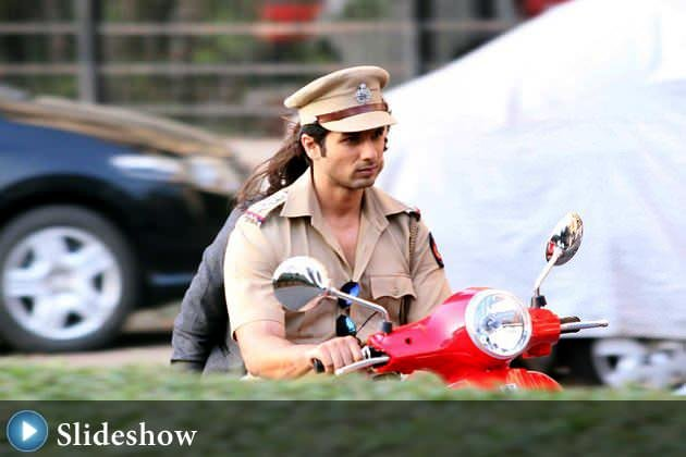 Photos: Shahid&amp;#39;s forthcoming film