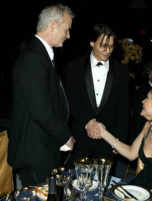 Bill Murray and Johnny Depp Governor's Ball 76th Academy Awards - 2/29/2004