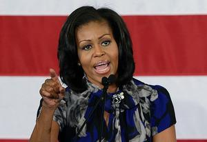 Michelle Obama | Photo Credits: Larry Marano/WireImage