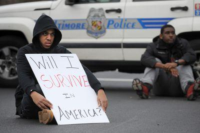 Protests in Baltimore escalate over death of Freddie Gray after arrest