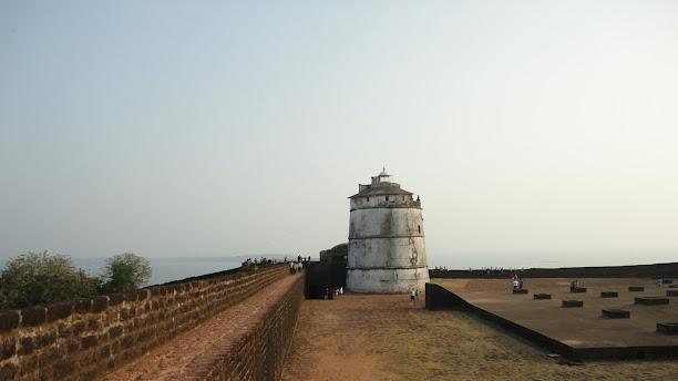 Travel Goa Fort Aguada