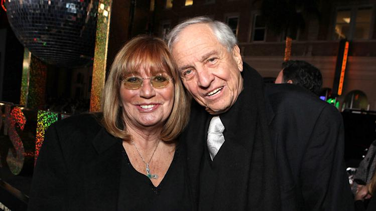 New Year's Eve LA Premiere 2011 penny Marshall Garry Marshall