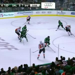 Michael Raffl Goal on Kari Lehtonen (16:07/3rd)