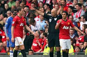 Sir Alex insists red-carded Rafael was provoked by Luiz