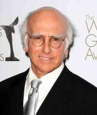 Larry David Joins President For Golf