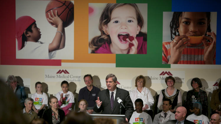 Ag chief: youth obesity issue of national security
