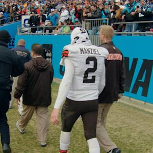 'Inside the NFL': Browns vs. Panthers highlights