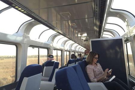 To see why Amtrak's losses mount, hop on the Empire Builder train