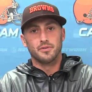 Cleveland Browns quarterback Brian Hoyer on Ravens: It's going to be a fight