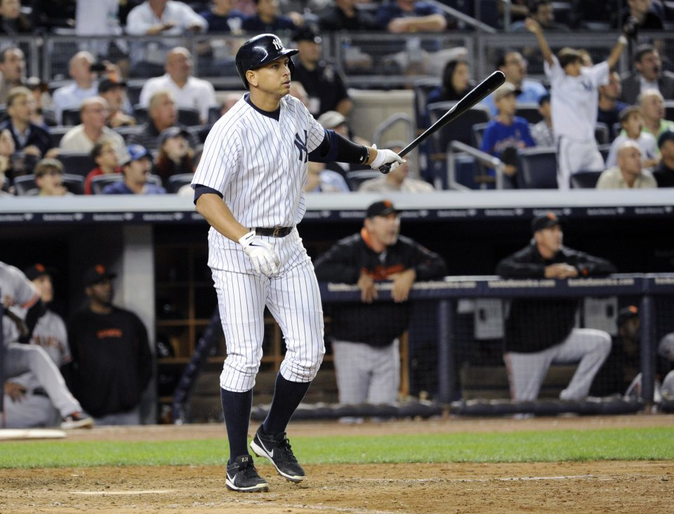 MLB, Yankees, A Rod, Alex Rodriguez, Giants