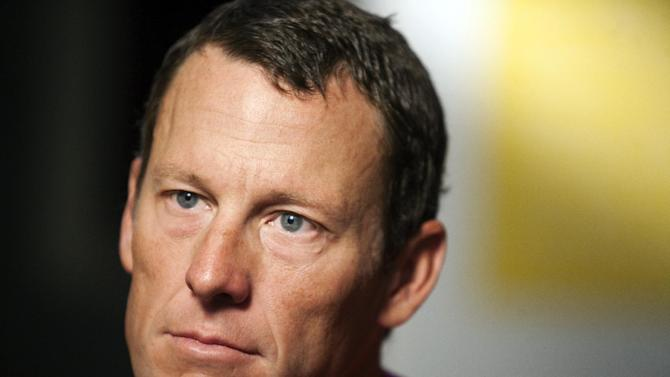 "FILE - In this Feb. 15, 2011 file photo, Lance Armstrong pauses during an interview in Austin, Texas. In 2012, Armstrong decided to give up the battle against doping charges, saying ""enough is enough"" but acknowledging no wrongdoing. The move began his swift fall from being perhaps the nation's best-known cancer-fighting hero, and though he maintains he was victimized by a ""witch hunt"" he was still stripped of all seven of his Tour de France victories. (AP Photo/Thao Nguyen, File)"