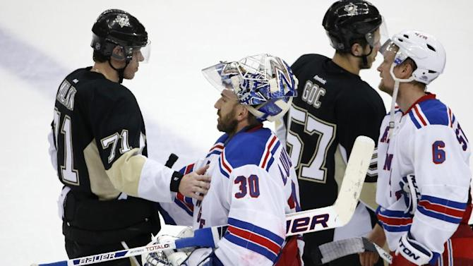 Rangers get bit of a break before East finals