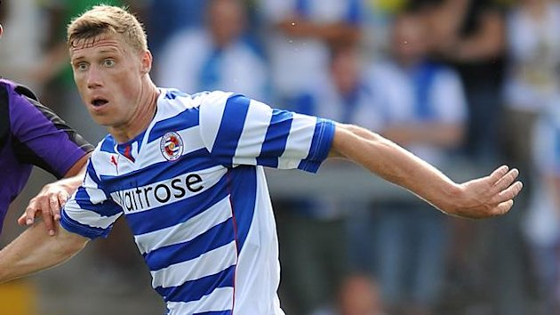 Reading's Pavel Pogrebnyak (PA Photos)