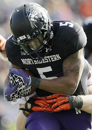 Northwestern RB Mark granted fifth year