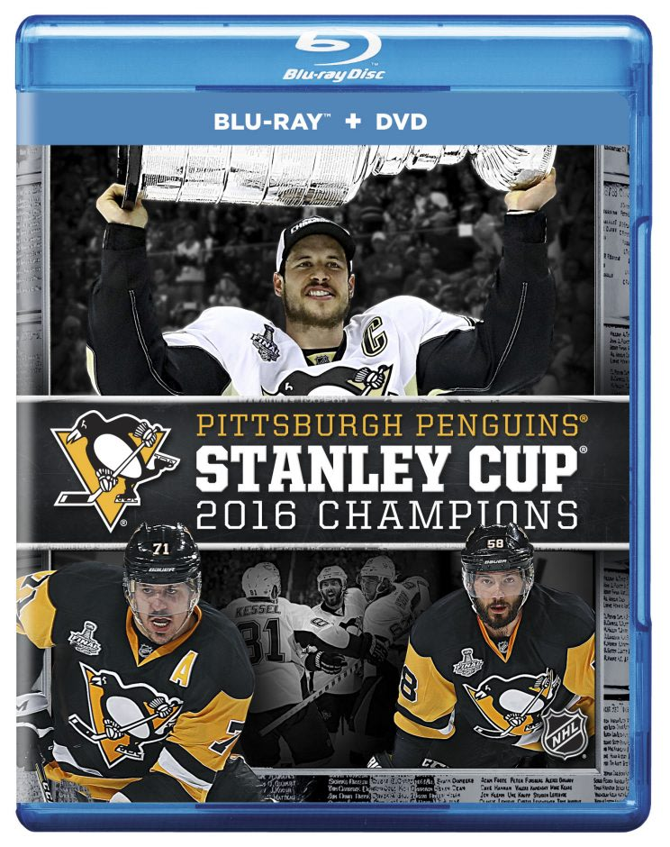 First Look: Pittsburgh Penguins Stanley Cup DVD clips