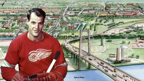 Crossing the Gordie : Coming in 2020: The Gordie Howe International Bridge