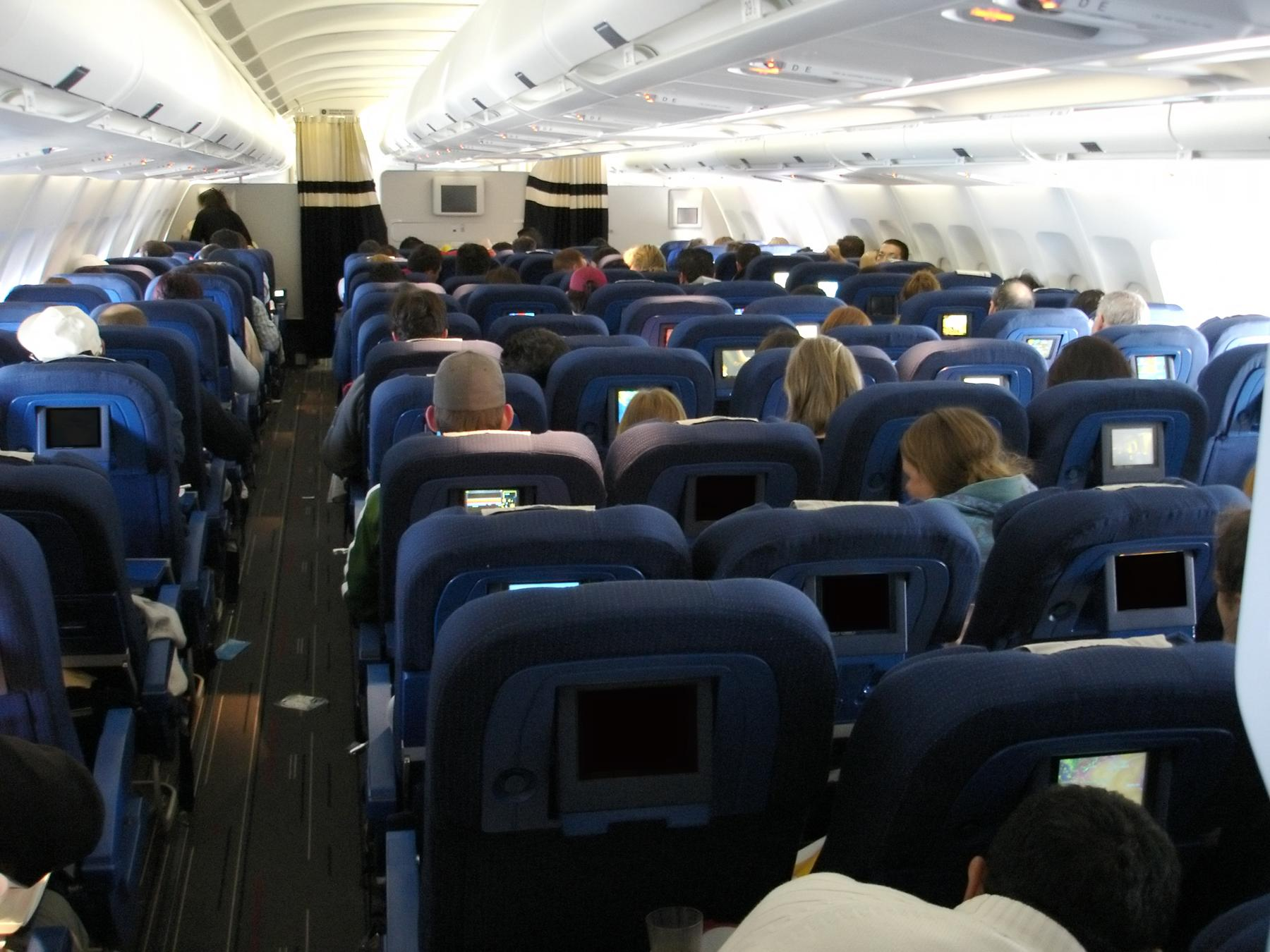 Haitian sentenced to pay more than $7,000 over plane seat row