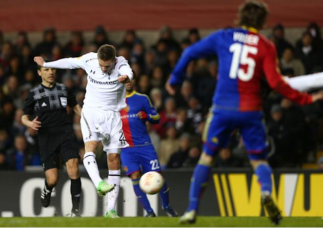 Tottenham Hotspur FC v  FC Basel 1893 - UEFA Europa League Quarter Final: First Leg