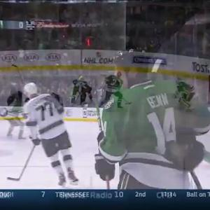 Los Angeles Kings at Dallas Stars - 11/22/2014