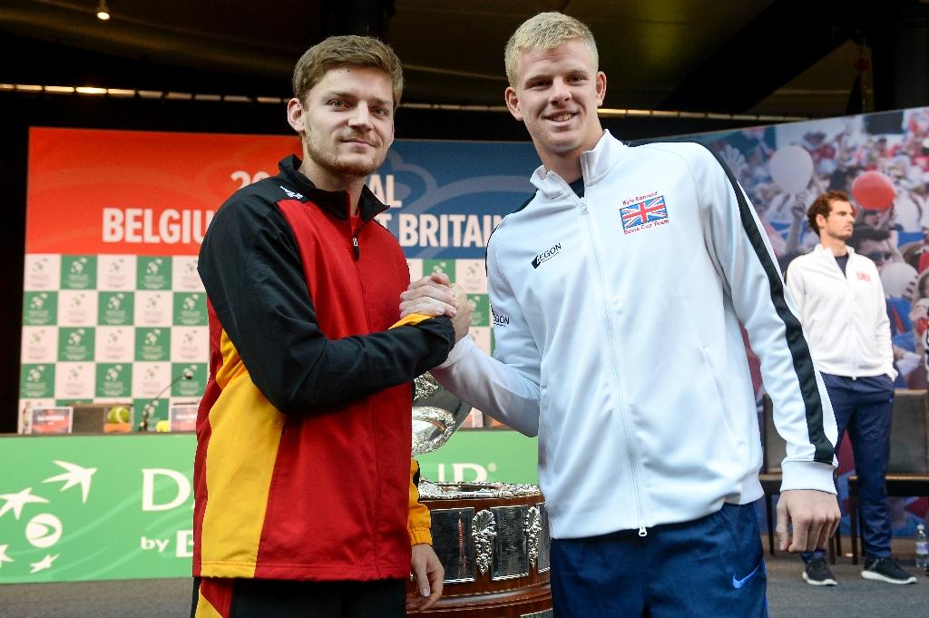 Murray, Edmund lead Britain in Davis Cup hunt for glory