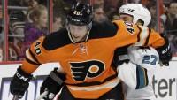 Flyers move Lecavalier back to right wing
