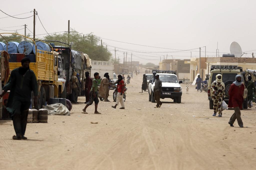 Conflict-hit Mali's economy returns to strong growth: IMF