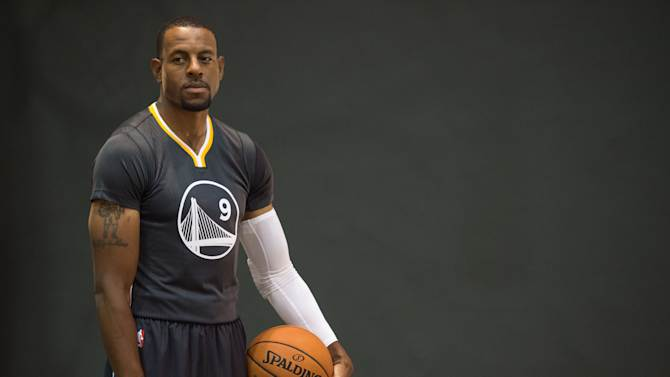 Here we go again: Warriors, Magic, Rockets unveil new sleeved a…