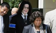 Michael Jackson's 'Missing' Mother Is Safe