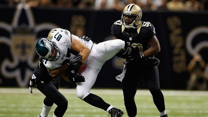 Philadelphia Eagles v New Orleans Saints