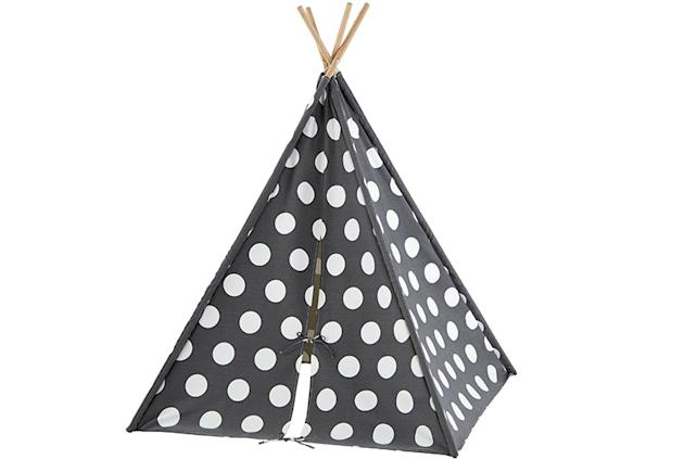 A Tee Pee to Call Your Own