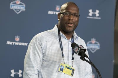 Browns not expected to lose draft pick for Textgate, per report